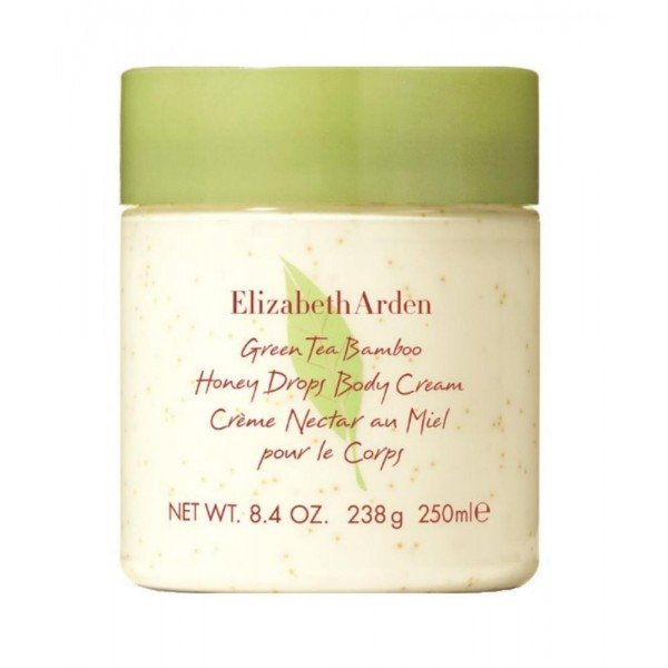 ELIZABETH ARDEN Green Tea Bamboo Body Cream with honey drops 250ml