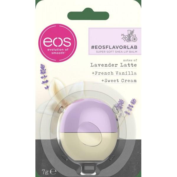 Eos Lavender Latte Sphere Lip Balm 7G