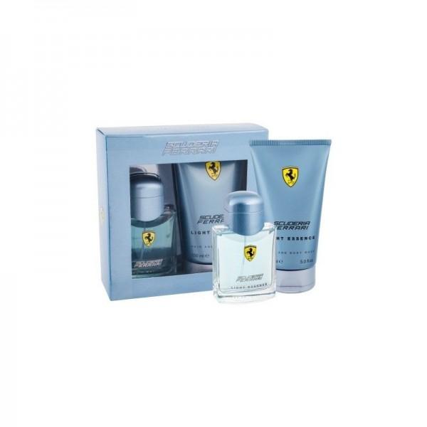 FERRARI Light Essence EDT 75 ml / Shower Gel 150 ml