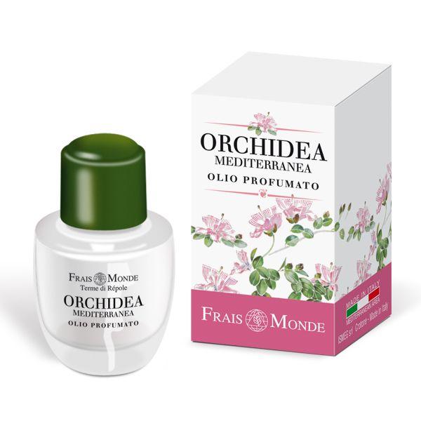 FRAIS MONDE Orchid Mediterranean Perfume Oil 12ml