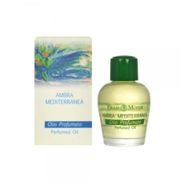 FRAIS MONDE Mediterranean Amber Perfume Oil 12ml
