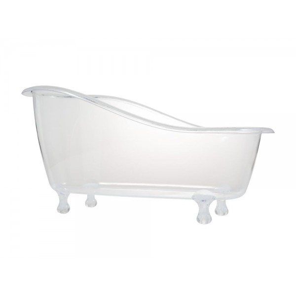 Fruits Clear Bath Decorative Toiletry Holder