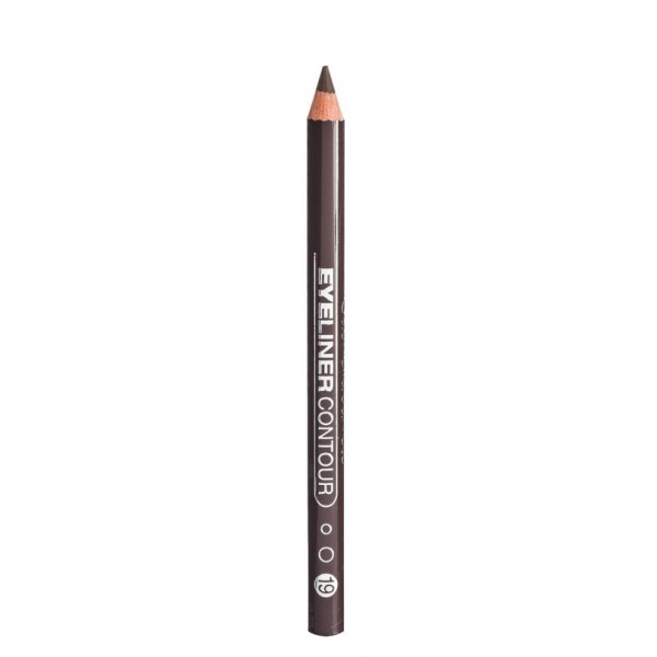 Gabriella Salvete Eyeliner Contour Pencil 0,28g 19 Dark Brown