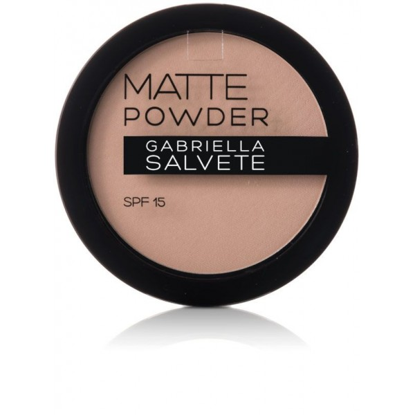 Gabriella Salvete Matte Powder 8g shade 01