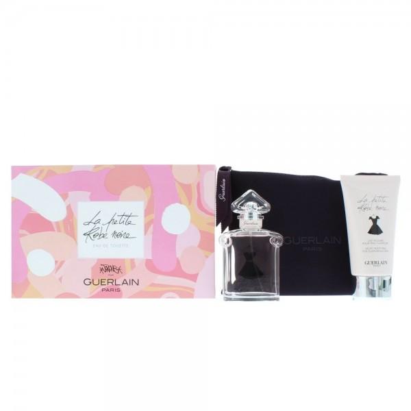 Guerlain La Petite Robe Noir Edp 50ml / Body Milk 75ml / Bag