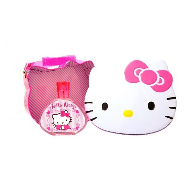 Hello Kitty Edt 100ml / Metal Lunchbox