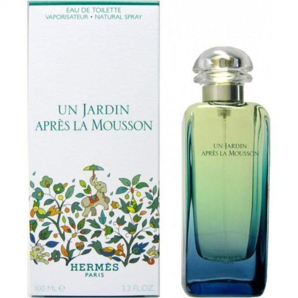 Hermes Un Jardin Apres La Mousson Edt 100ml