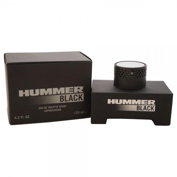 HUMMER Hummer Black EDT 125ml