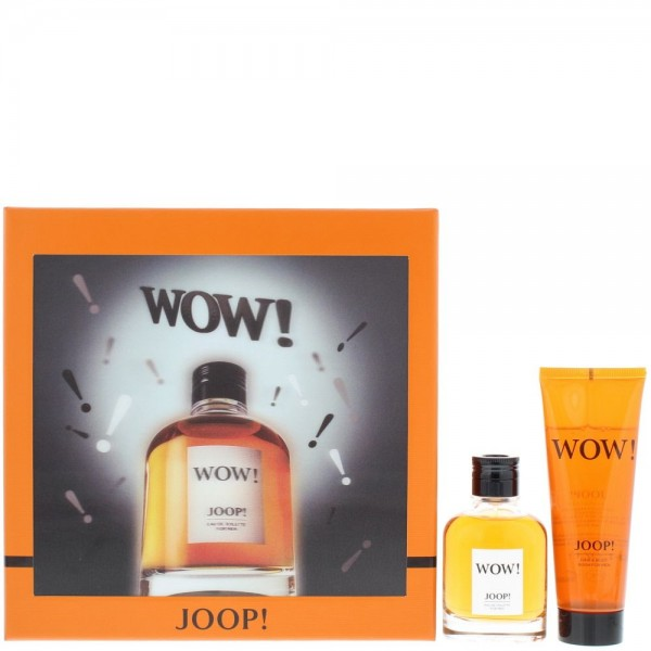 Joop Wow Edt 60ml / Body Wash 75ml