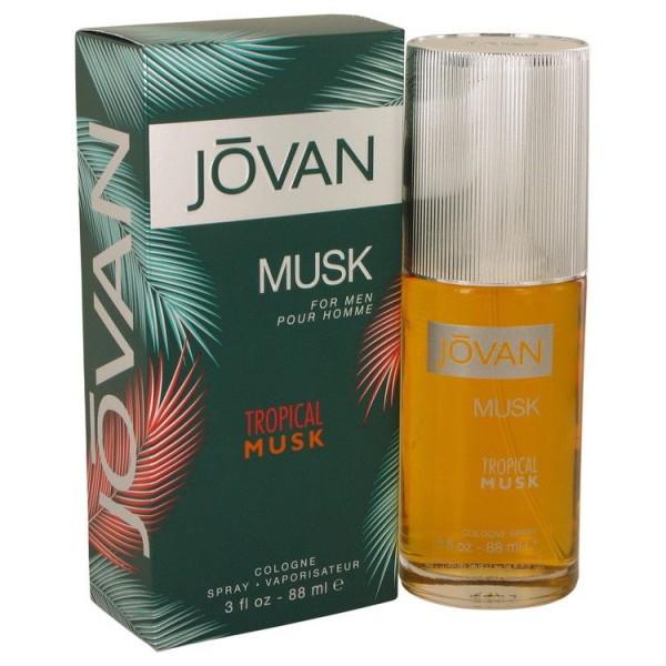JOVAN Tropical Musk for Him EDC 88ml