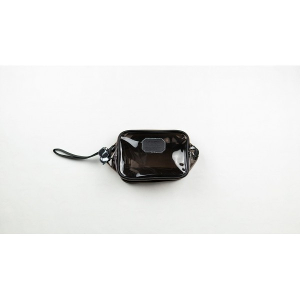 Karl Lagerfeld Black Make-Up Pouch