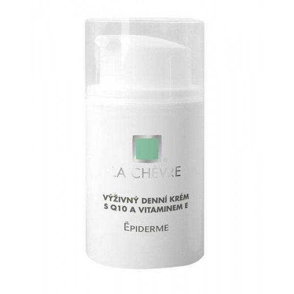 La Chévre Nourishing Day Cream with coenzyme Q10 and vitamin E 50g