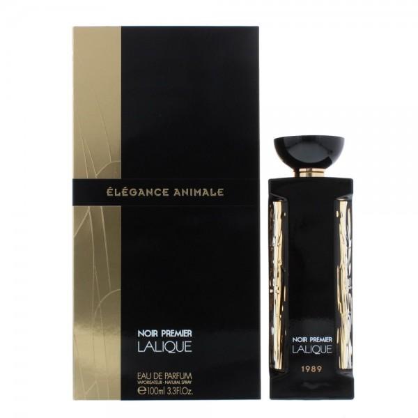 Lalique Noir Premier Collection Elegance Animale Edp 100ml
