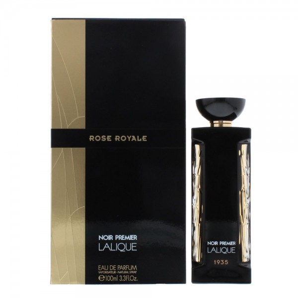 Lalique Noir Premier Collection Rose Royale Edp 100ml
