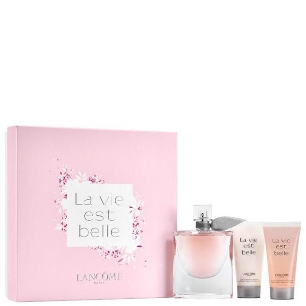 LANCOME La Vie Est Belle EDP 75 ml / body lotion 50 ml / shower gel 50 ml