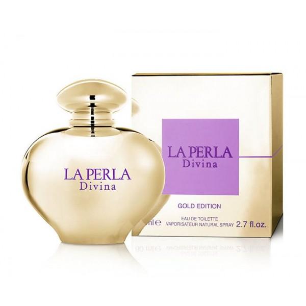 LA PERLA Divina Gold Edition EDT 80ml