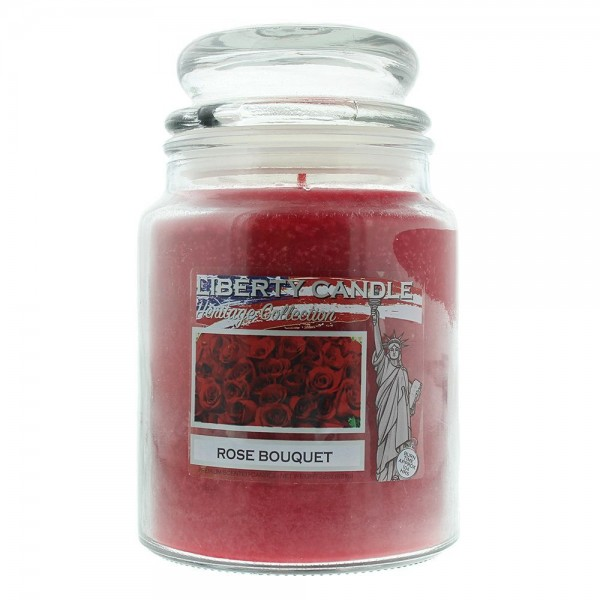 Liberty Candle Rose Bouquet 623G