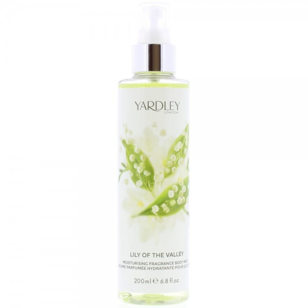 Lilly Of The Valley Body Mist 200ml