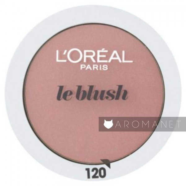 L´Oreal True Match Blush 120 Santalwood Pink