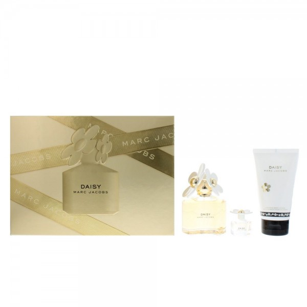 Marc Jacobs Daisy EDT 50ml / Body Lotion 150ml / EDT 4ml