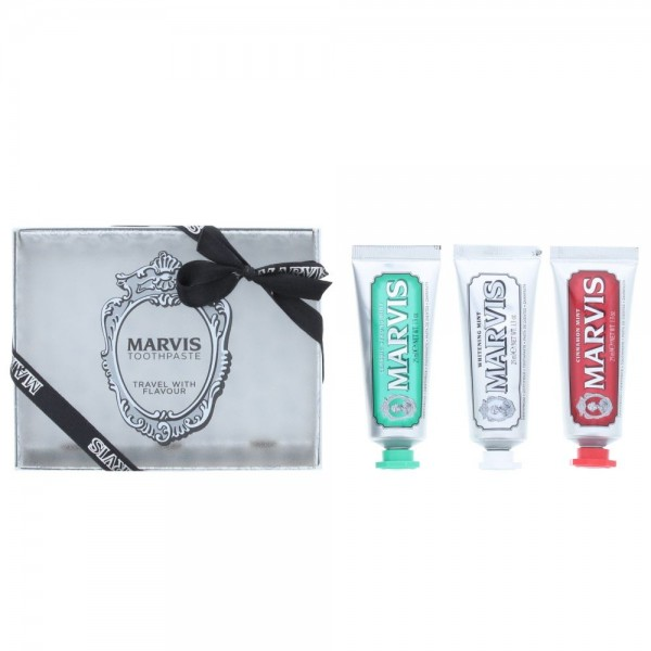 Marvis Toothpaste Gift Box 3X25ml