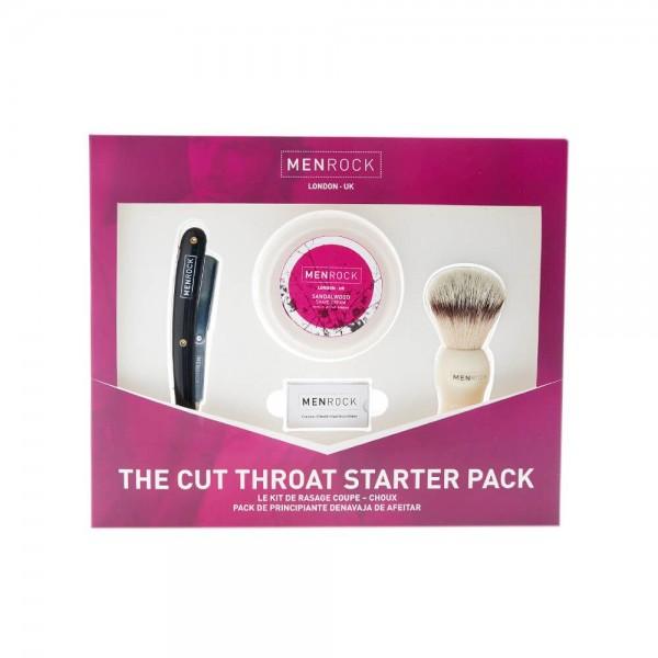 Men-Rock The Cut Throat Starter Pack
