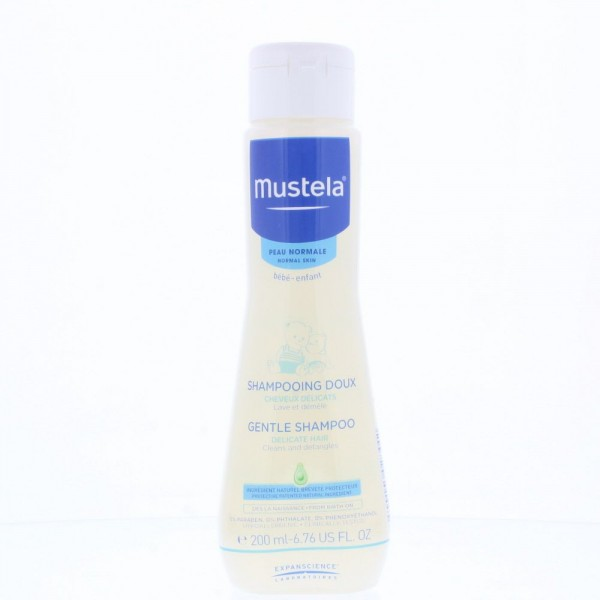 Mustela Baby Shampoo Soft Normal Skin 200 ml