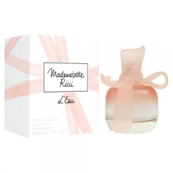Nina Ricci Mademoiselle Ricci L´eau Edt 50ml