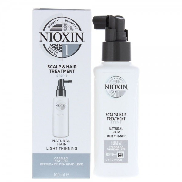 Wella Nioxin Treatment 1 - 100 ml