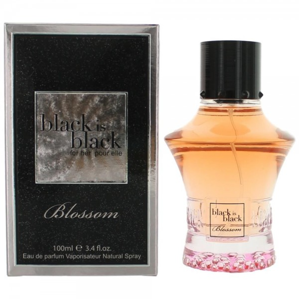 NUPARFUMS Black is Black Blossom EDP 100ml
