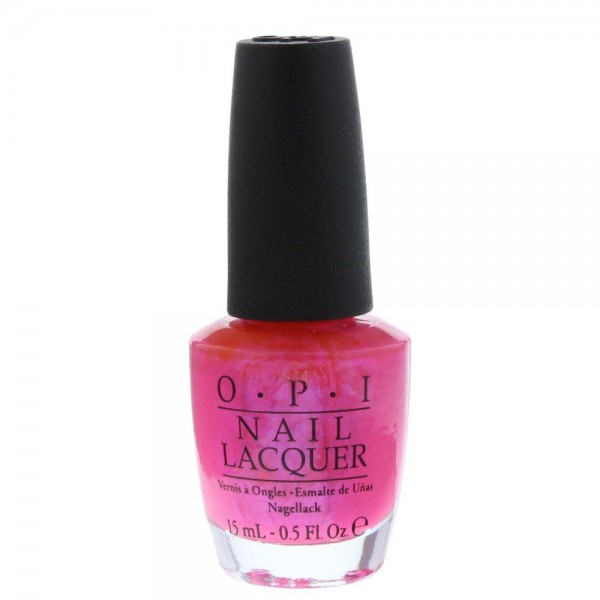 Opi Hotter Than You Pink Nln36 15ml
