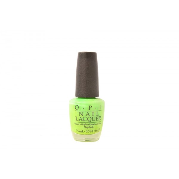 Opi Nail Polish You Are So Outta Lime! Nln34 15ml