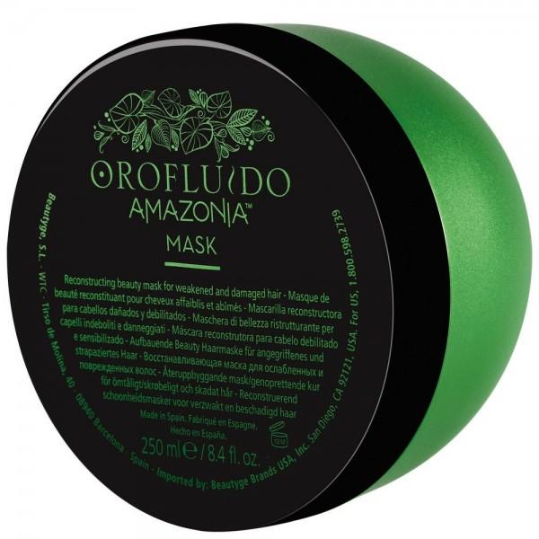 Orofluido Amazonia Deep Reconstruction Mask (Damaged Hair) 250ml