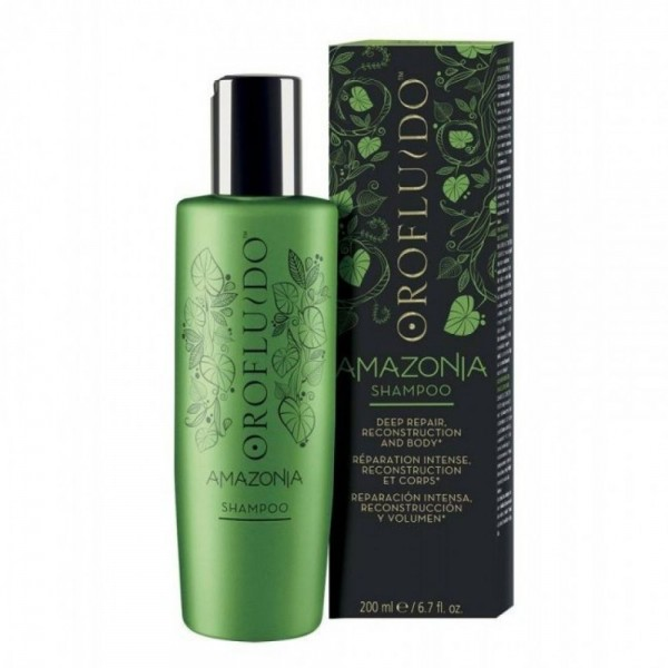 Orofluido Amazonia Shampoo (Damaged, Colored Hair) 200ml
