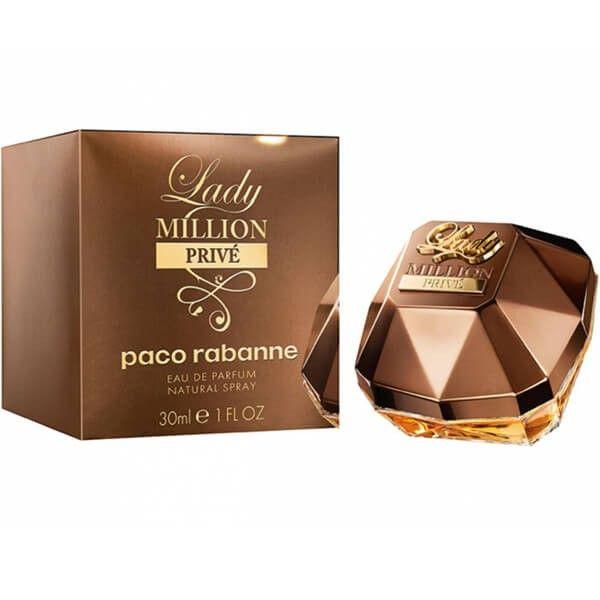 PACO RABANNE Lady Million Privé EDP 30ml