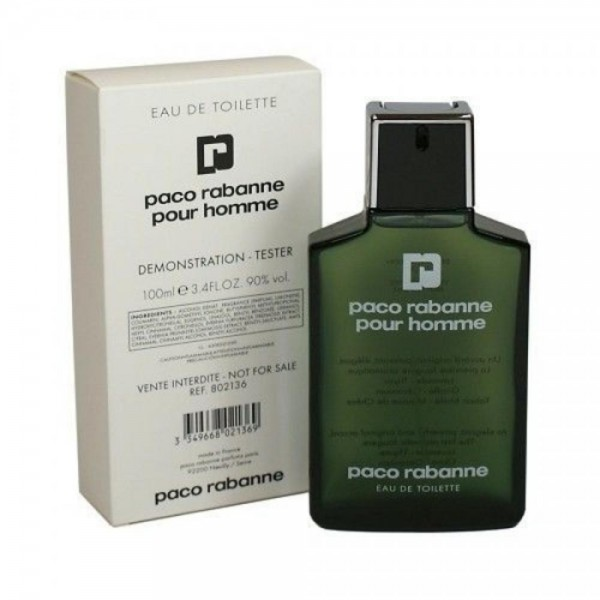 PACO RABANNE Pour Homme EDT 100ml Tester