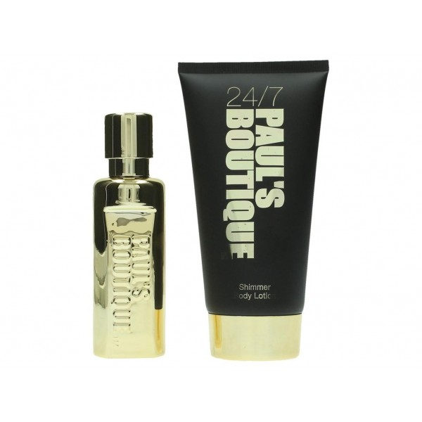Pauls Boutique 24/7 Edp 50ml / Body lotion 150ml