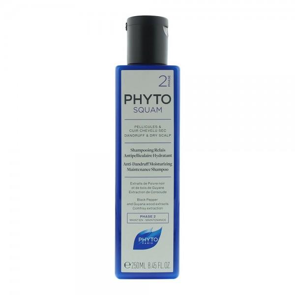 Phyto Anti-Dandruff Moisturizing Maintenance Shampoo 250ml