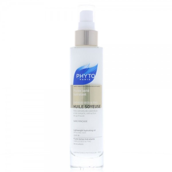Phyto Huile Soyeuse 100ml Lightweigt hydrating Oil