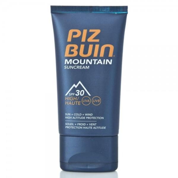 Pizbuin Mountain Range Mountain Suncream Spf 30 - Sunscreen 50ml