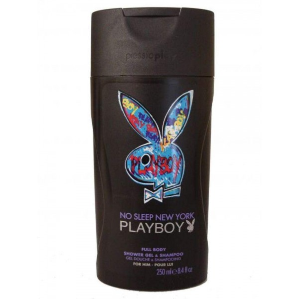 Playboy New York Shower Gel 250ml