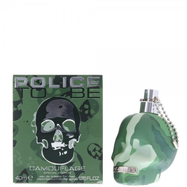POLICE To Be Camouflage EDT 40ml