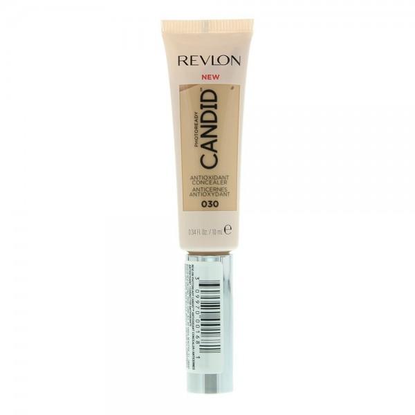 Revlon Photoready Candid #30 Light Medium Antioxidant Concealer 10ml