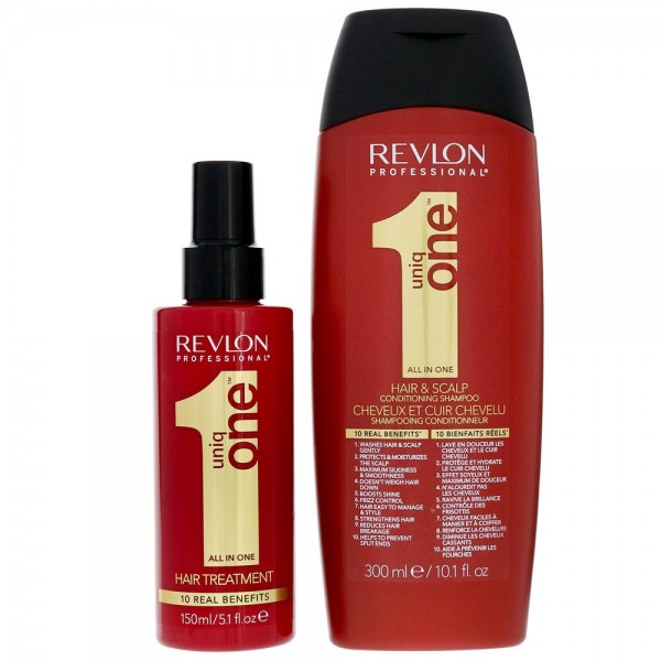Revlon Uniq One Shampoo 300ml / Mask Spray 150ml