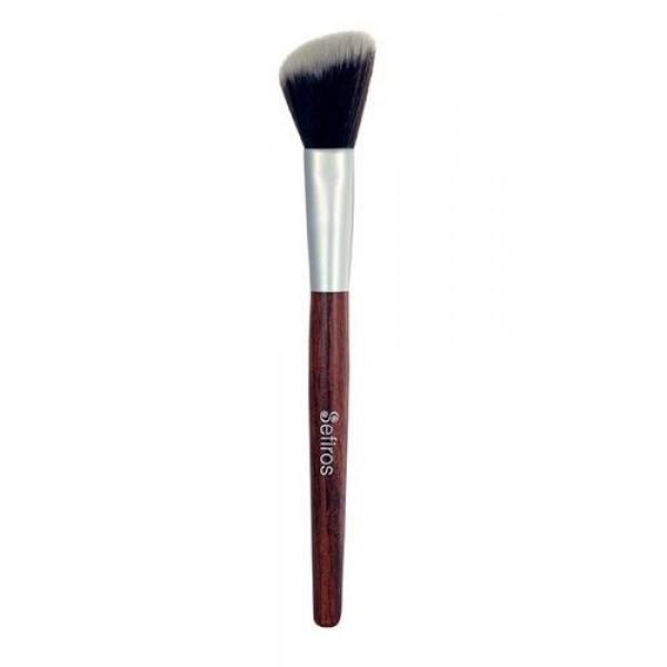 Sefiros Red Wood Angular Blush Brush