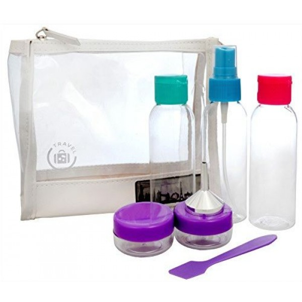 Sefiros Travel Set II - Travel Set of Bottles