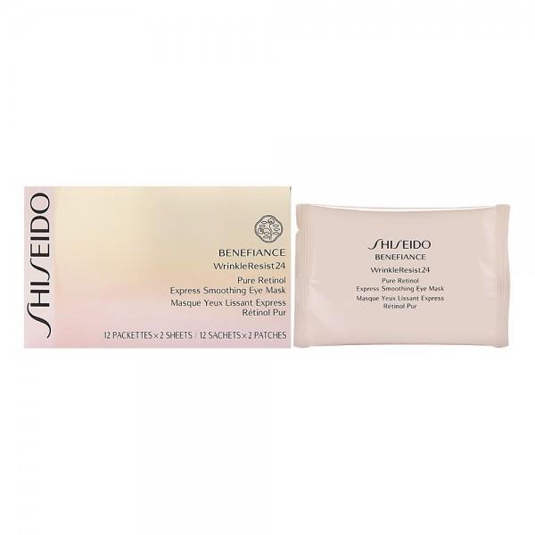 Shiseido Benefiance Wrinkle Resist 24 Eye Mask 12x2