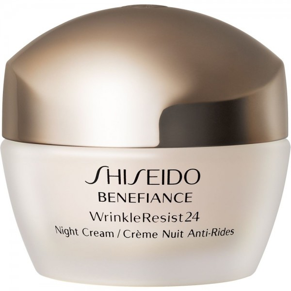 Shiseido Anti-wrinkle Night Cream Benefiance WrinkleResist 24 50ml