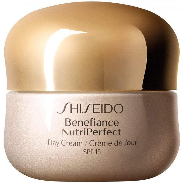 Shiseido Nutriperfect Benefiance Day Cream Spf15 50ml