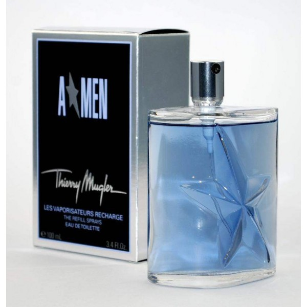 Thierry Mugler A*Men Edt 100ml (The Refill Sprays)